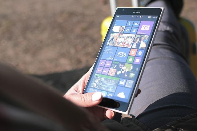 nová Nokia