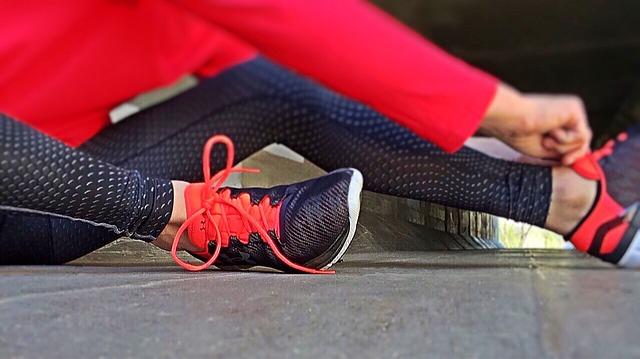 fitnes cvičení